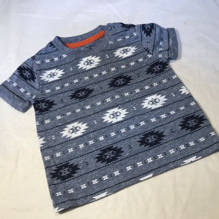 6-9 Month Patterned Tee Shirt
